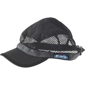 KAVU Trail Runner Cap black